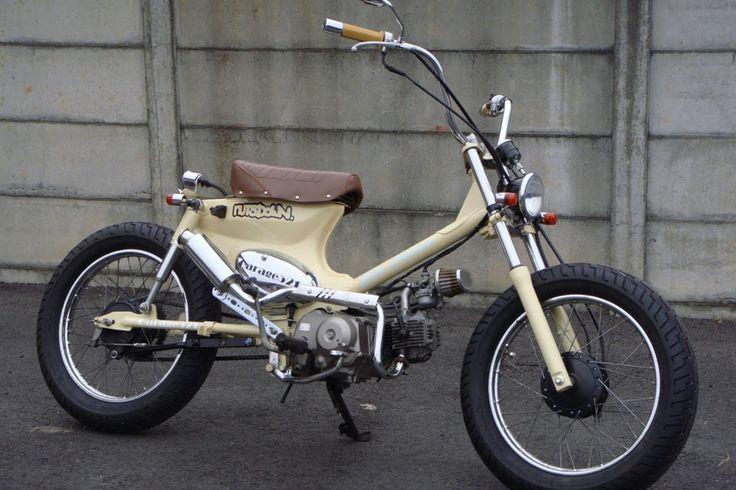 Honda Cub Custom Garage521