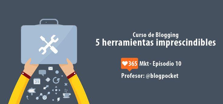herramientas blogging