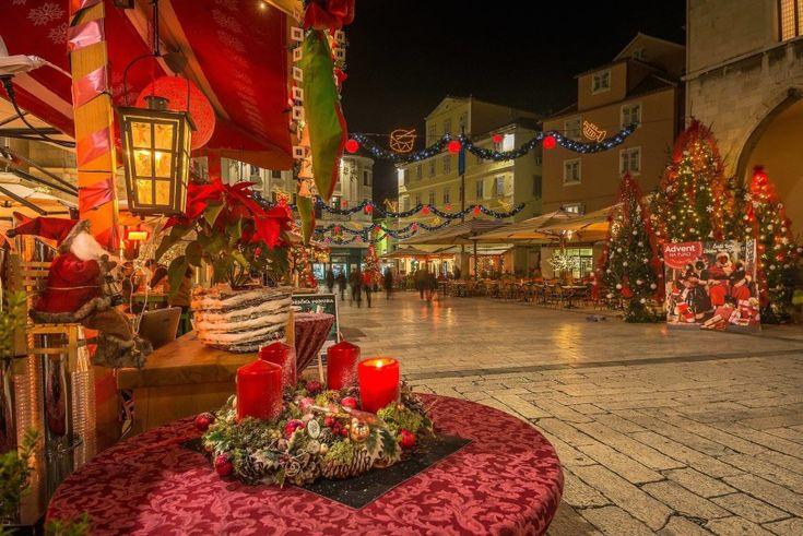 Święta Bożego Narodzenia w Chorwacji