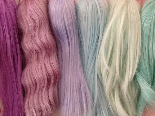 120 best colors of the rainbow images on pinterest braids shades of lust lust haircolour cruelty free hair colour pmusecretfo Gallery