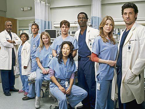 Grey's Anatomy: 8 Años Después.