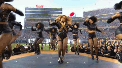 Queen Bey had quite a performance at the Superbowl! Check out the waves she's making for her culture.