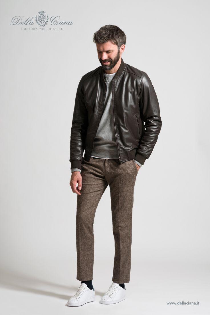 MAN FALL WINTER 16/17 - Della Ciana #DellaCiana #fallwinter2016 #style #fashion #cashmere