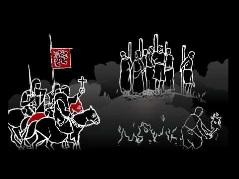 CATHARES La Croisade spectacle de Christian Salès Trailer