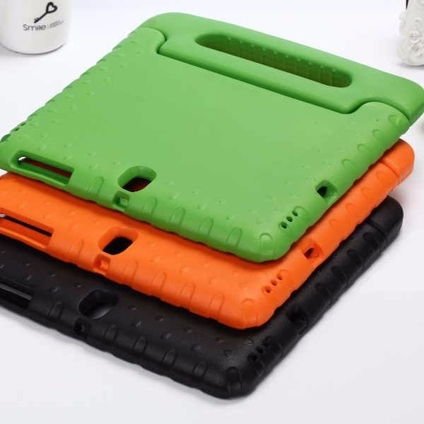 EVA Foam Silicone Stand Cover Case For Samsung Tab S T800 10.5 Inch Tablet