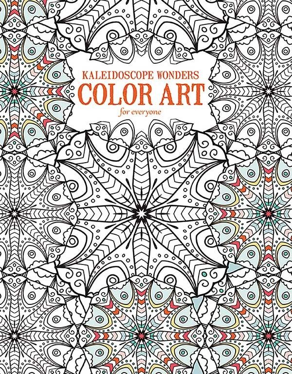 kaleidoscope activity coloring pages - photo#18