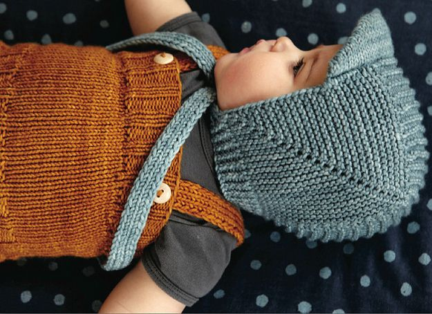 Knit Romper | Amazing Children's Clothes You Wish Came In Adult Sizes...Babummmmmsssss