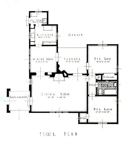 Pinterest the world s catalog of ideas for Paul revere house floor plan