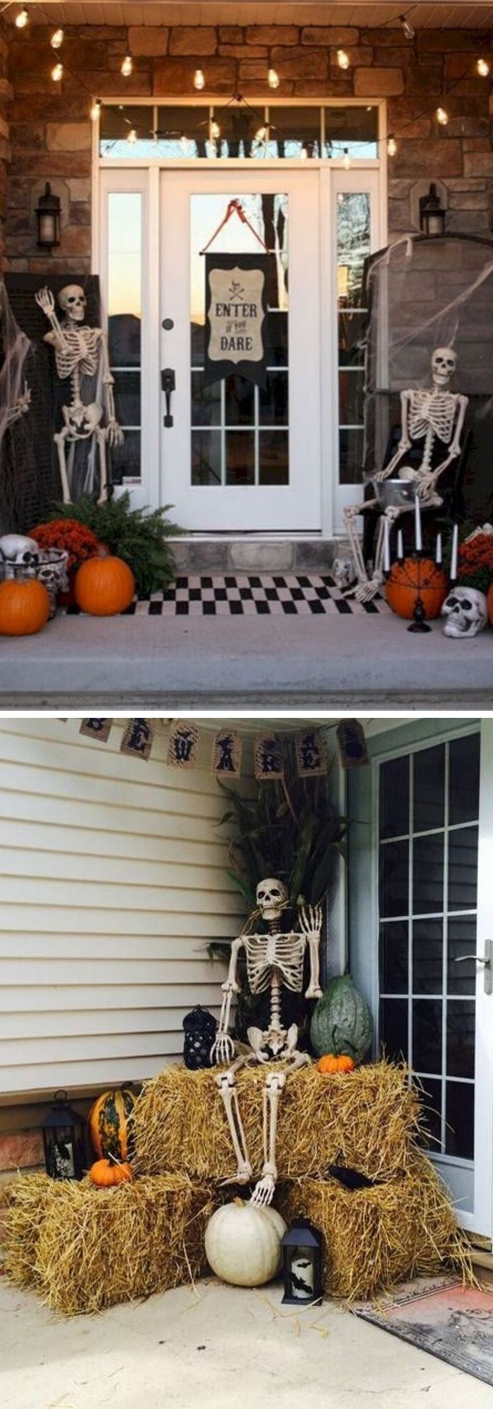 20+ Creative Farmhouse Halloween Decor Ideas & Designs For 20 ...