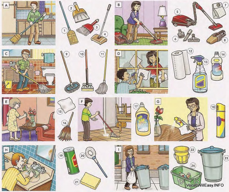 huis schoonmaken