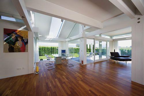 Huf Haus Interior