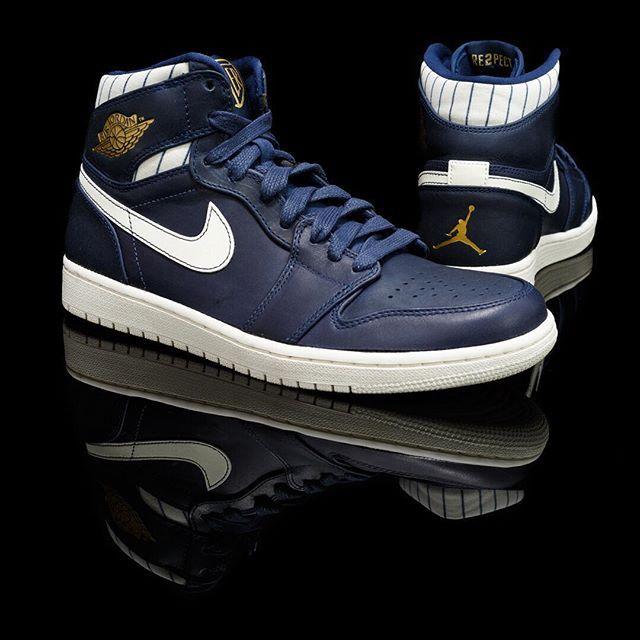 """Air Jordan 1 """"Jeter"""""""