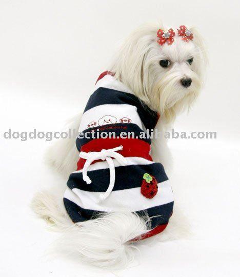 Fashion for dogs (S220), Pet Summer Dress, Cute Dog Dress