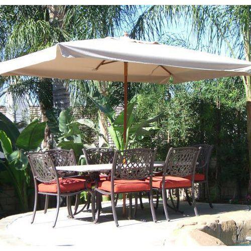 The 25 Best Rectangular Umbrella Ideas On Pinterest Backyard Patio Concrete Deck And Beach
