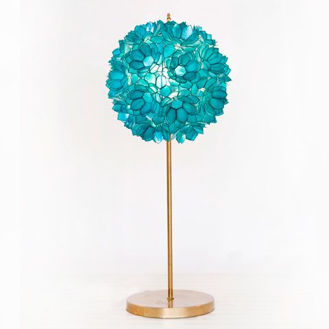 Best 25 Turquoise Lamp Ideas Only On Pinterest Seahorse