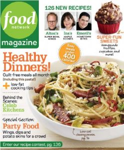 If you are looking for cooking inspiration in 2014, Amazon has a great Food Network Magazine Subscription Deal for $15.00 per year. Or get a two-year subscription for $26.00 and only pay $1.30 per issue. I'm so excited for this deal because… This magazine goes on sale once per year. Even at the best sale, …