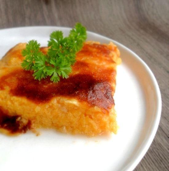Recette de Gratin de courge au Parmesan : la recette facile