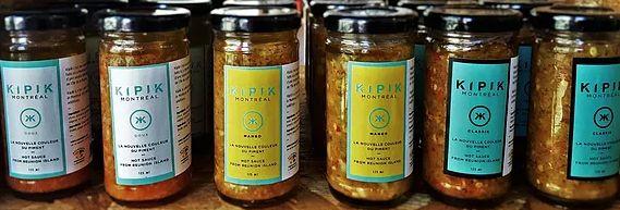 Sauces aux piments - Kipik - 25 cadeaux pour gourmands