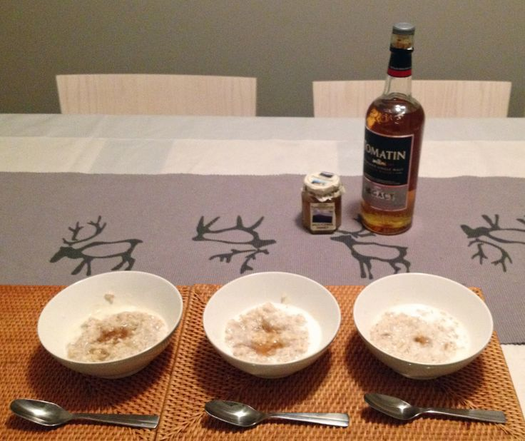 The Scotsman - recipe from Wild About Porridge