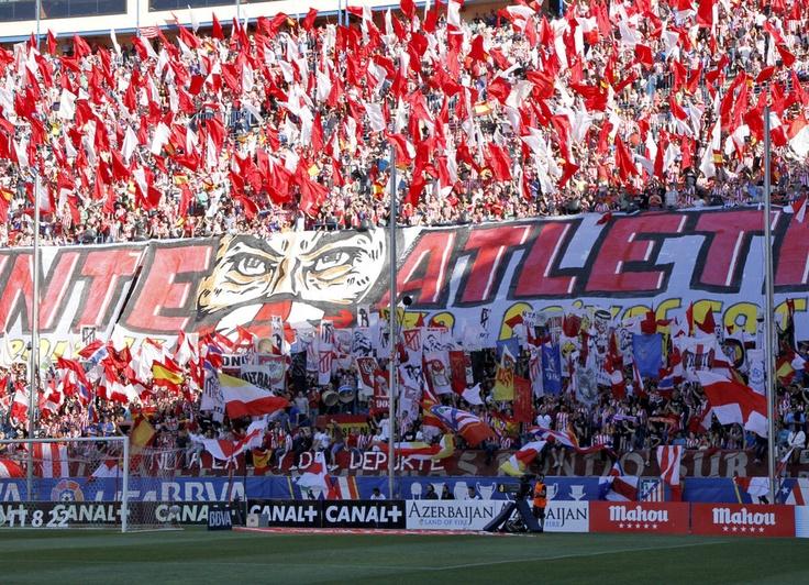 Atleti - Barça (Frente Atletico)