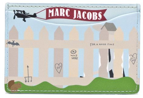 Painted Card Case - Marc Jacobs Special Items