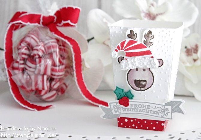 stampin up popcorn schachtel box stempelmami weihnachten christmas 1