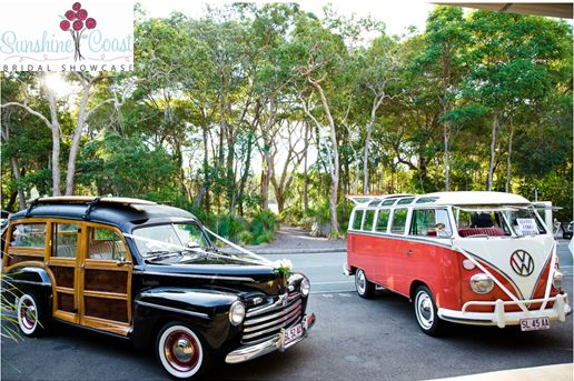 Cars by Noosa Woody Hire and Deluxe Kombi Service