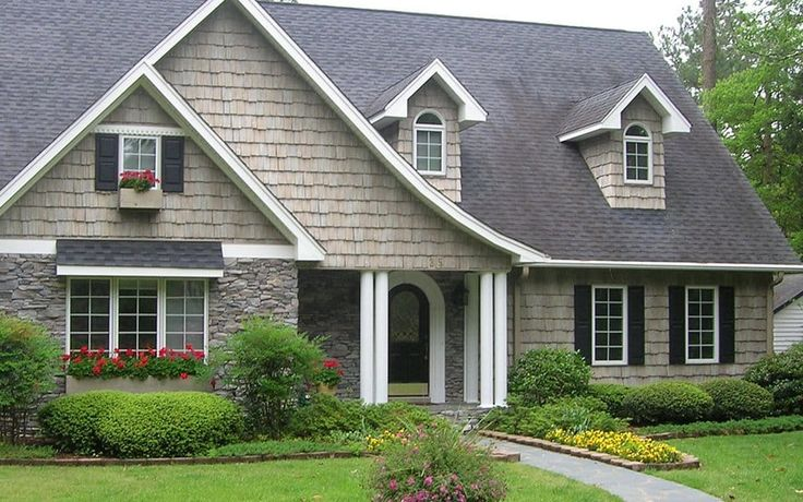 Cape Code: Shake - Vinyl Siding Institute - VSI