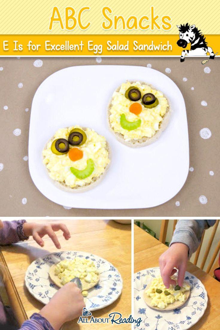 119 best ABC Snacks images on Pinterest