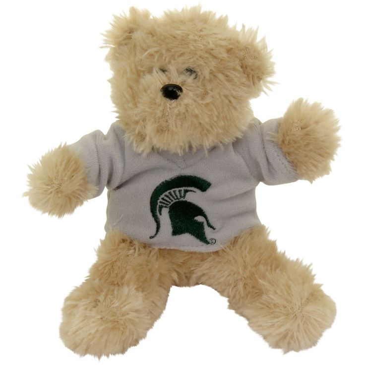 Michigan State Spartans 2013 Rose Bowl Bound Plush Bear