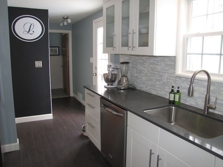 Perfect When You Need To Freshen Your Kitchen, Add Caesarstone Countertops! Hereu0027s  Renovation On A Nice Design