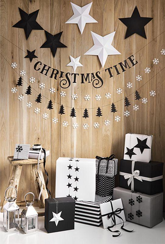 Set de 5 guirnaldas de Navidad. Comprar Decoración de navidad #decoracion #navidad