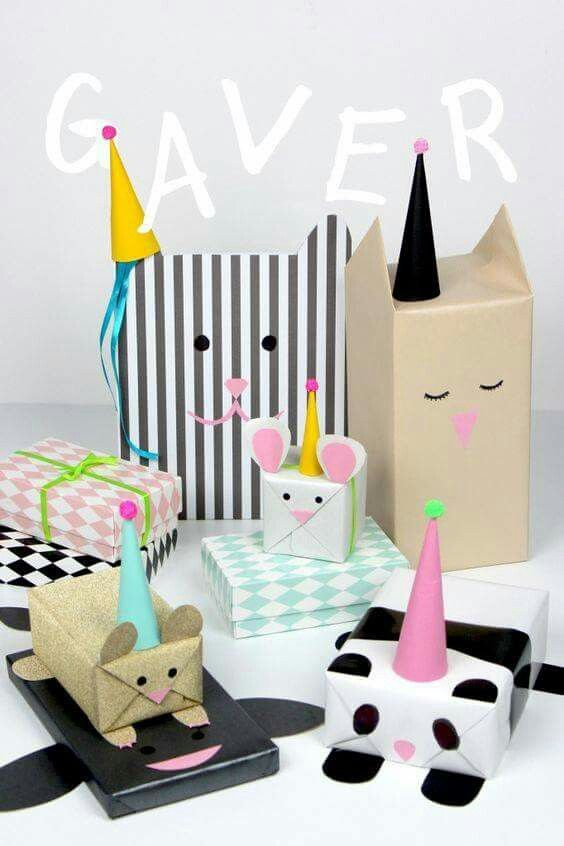 142 best envolturas originales images on Pinterest Diy presents
