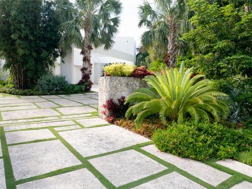61 best raymond jungles gardens images on pinterest for Landscape design miami