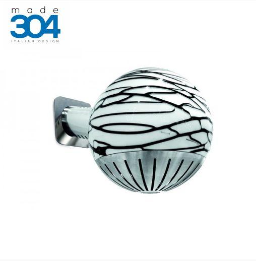 MM40 zebra (vetro e acciaio)