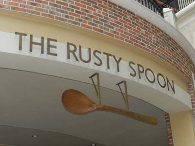 The Rusty Spoon in Downtown Orlando