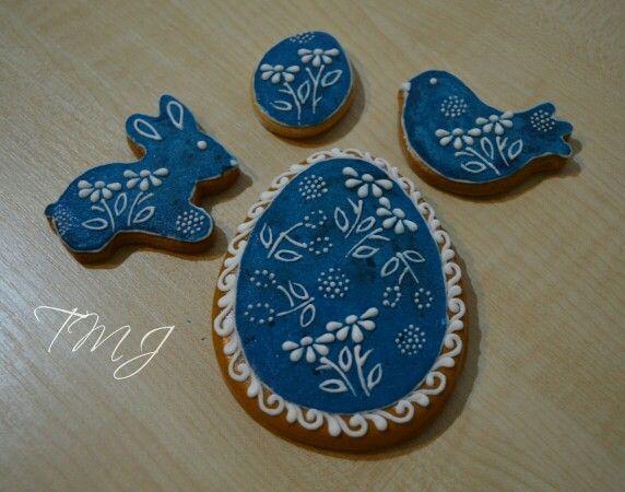 Húsvéti kékfestő kollekció.