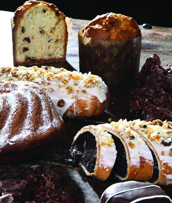 Ciasta wielkanocne/ Easter cakes