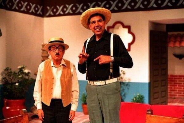"""El """"Profesor Jirafales"""" fue el gran ausente en el funeral de Chespirito . Foto: Twitter"""
