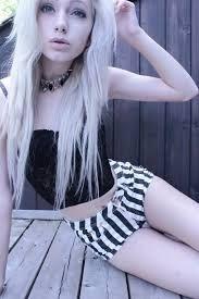 Resultado de imagen para grunge style girl hair tumblr