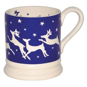 17 Best Images About Pottery Deer Themes On Pinterest