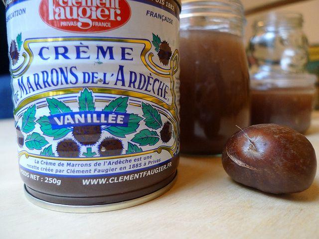Crème de Marrons by Barbra Austin, via Flickr
