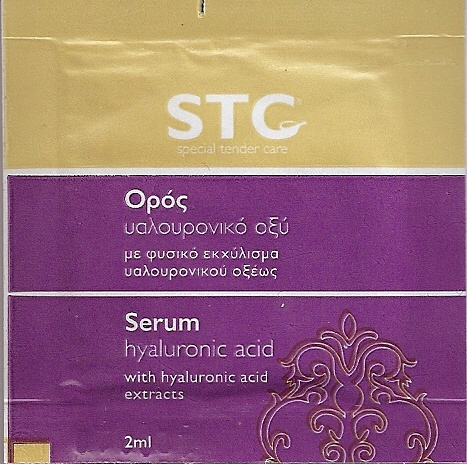 Serum hyalouronic acid