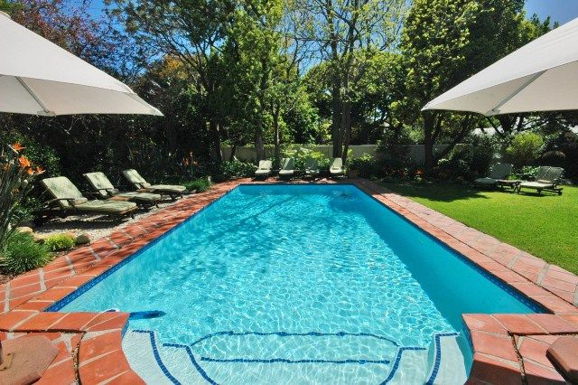 #Summer #Swimmingpool #Garden www.summerwood.co.za