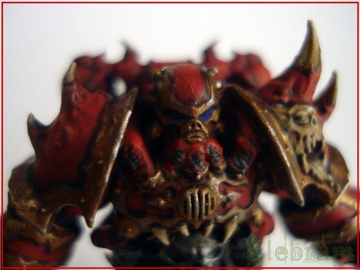 Mondragone - By elebram - Crimson Slaugther