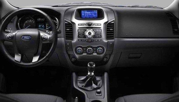 2016 Ford Ranger - interior