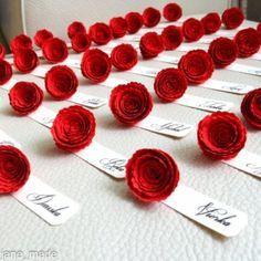 23 Ideas con Rosas Rojas para Bodas - Perfecto para el Día de San Valentín - Bodas