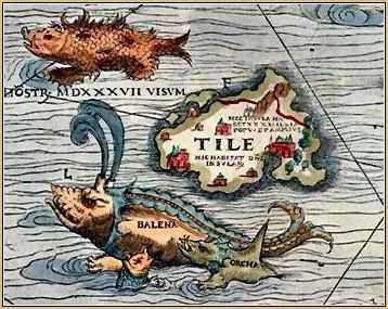 """Il mito di Thule """"aldilà del mondo conosciuto"""" Il mito creatosi nel tempo di Ultima Thule (termine utilizzato dai Romani per definire tutte le terre """"aldilà del mondo conosciuto""""), possiede molte analogie con altri miti, ad esempio lo Shangri-La  #thule #agharti #atlantide #blavatskiy"""