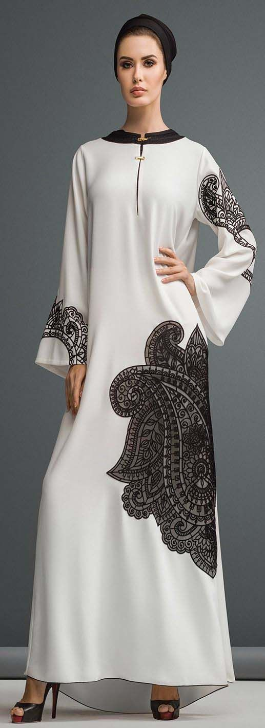 Hijab : Abaya Chic Dubai Moderne Et Tendance cet été | astuces hijab