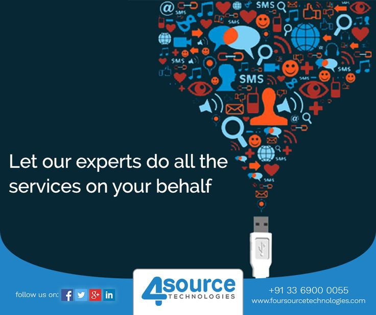 Want to climb the ladder of success in your business? Opt for the effective digital marketing services offered by Four Source Technologies.